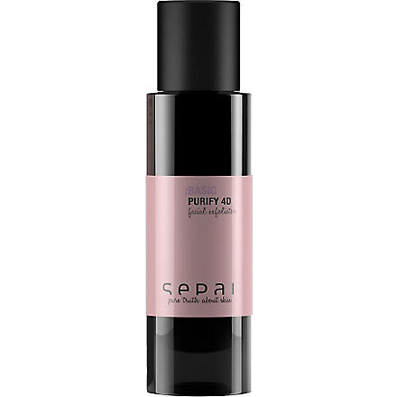 SEPAI Basic: Purify 4D facial exfoliator 35g