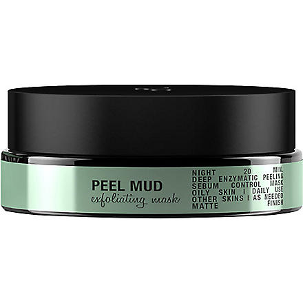 SEPAI Basic: Peel Mud exfoliating mask 50g