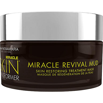 MIRACLE SKIN TRANSFORMER Miracle Revival Mud skin restoring treatment mask
