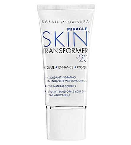 MIRACLE SKIN TRANSFORMER Face SPF 20 (Medium