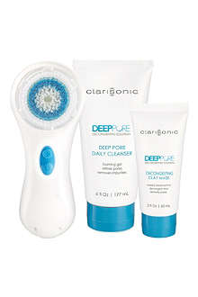 CLARISONIC Deep pore decongesting solution kit