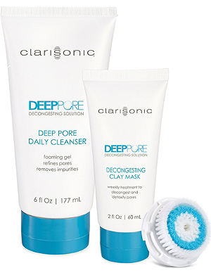 CLARISONIC Deep pore decongesting replenishment kit
