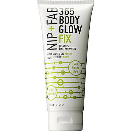 NIP+FAB 365 Body Glow Fix 200ml