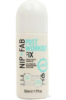 NIP+FAB Post Workout Fix 50ml