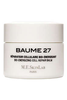 COSMETICS 27 Baume 27 bio-energising cell repair balm 50ml