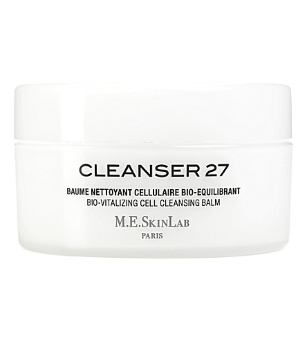 COSMETICS 27 Cleanser 27 bio-balancing cell cleansing cream 125ml
