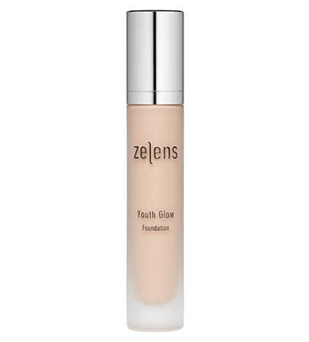 ZELENS Youth Glow foundation (Beige