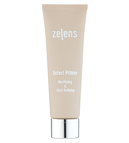 ZELENS Velvet primer - Mattifying and Pore Refining (Natural