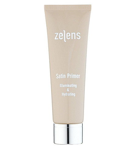 ZELENS Satin primer - Illuminating and Hydrating 30ml (Natural