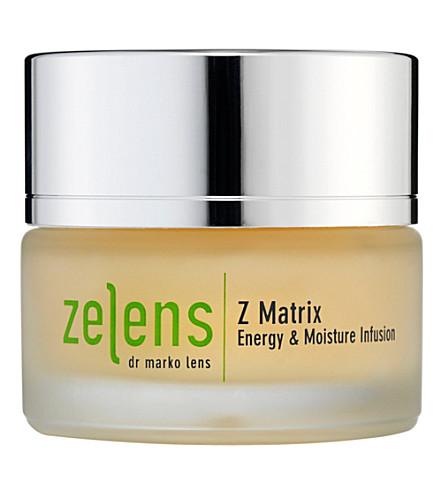 ZELENS Z 矩阵能量和保湿输液50毫升