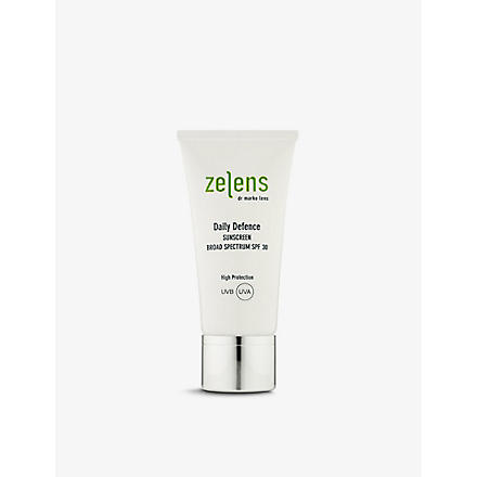ZELENS Daily Defence Sunscreen SPF 30 50ml