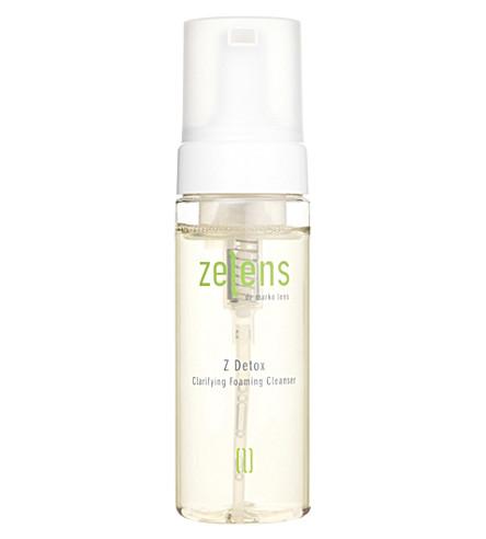 ZELENS Z 排毒澄清发泡洁面乳150毫升