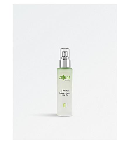 ZELENS Z-balance prebiotic & probiotic facial mist 50ml