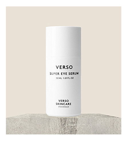 VERSO Super eye serum 30ml