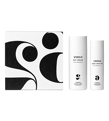 VERSO Radiance Restored set