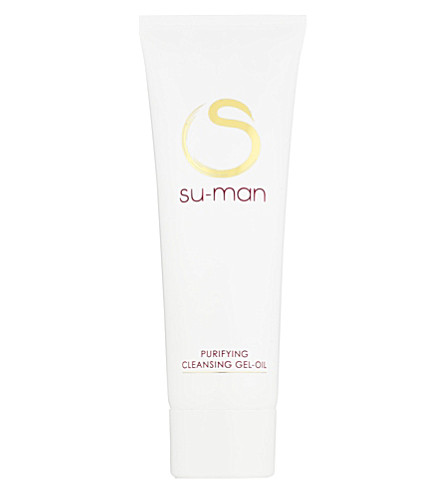 SU-MAN Purifying cleansing gel-oil 125ml