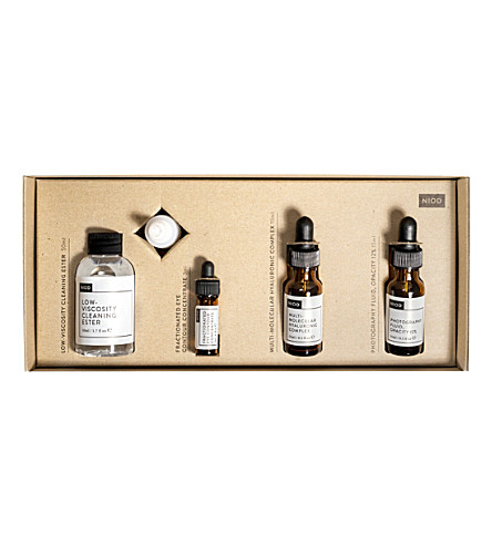 NIOD No.1 skincare set