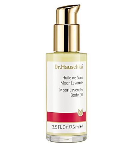 DR HAUSCHKA Moor lavender body oil 75ml