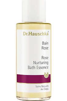 DR HAUSCHKA Rose nurturing bath essence 100ml