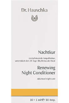 DR HAUSCHKA Renewing night conditioner 30ml