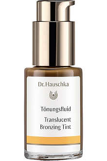 DR HAUSCHKA Translucent bronzing tint 30ml