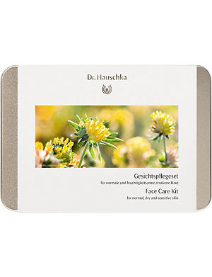 DR HAUSCHKA Revitalising face care kit