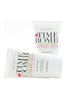 TIME BOMB Take-Off Time cleansing cream 125ml