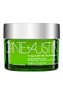 CANE + AUSTIN Acne treatment pads