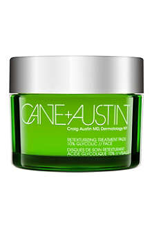 CANE + AUSTIN Retexturizing treatment 25 pads
