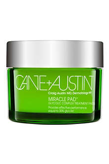 CANE + AUSTIN Miracle Pad glycolic complex treatment pads
