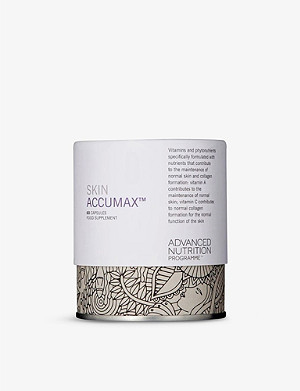 FACE GYM Accumax skincare supplements