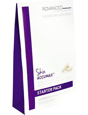 FACE GYM Accumax skincare supplement starter pack