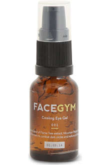 FACE GYM Cooling eye gel