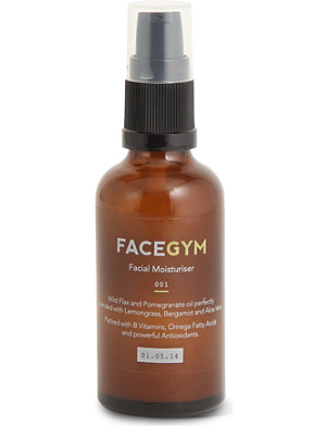 FACE GYM Facial moisturiser