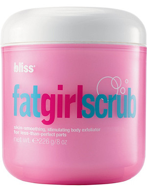 BLISS Exfoliating scrub