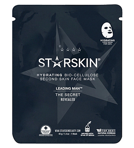 STARSKIN Leading Man face mask