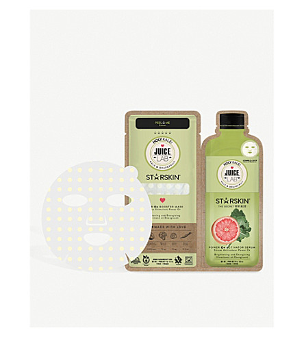 STARSKIN Holy Kale! Kale and Grapefruit face mask