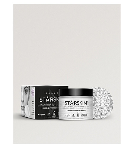STARSKIN 7-second Overnight Mask 20 pads