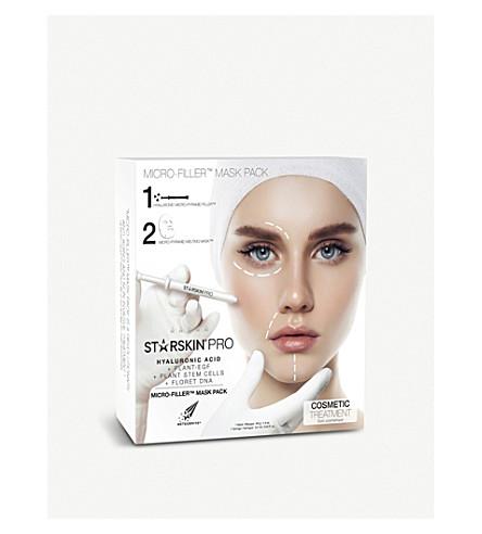 STARSKIN Micro-Filler Mask Pack