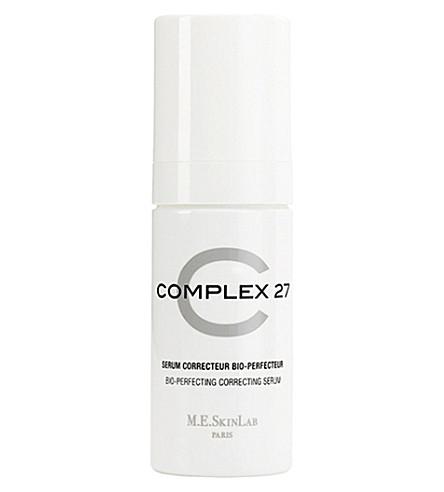 COSMETICS 27 Complex 27 C Bio-perfecting Correcting Serum