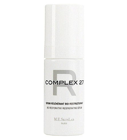 COSMETICS 27 Complex 27 R bio-restorative regenerating serum 30ml