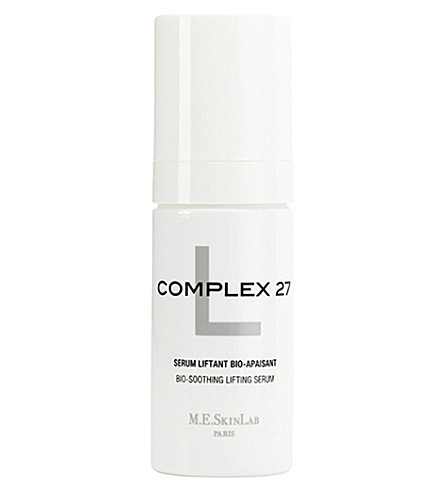 COSMETICS 27 Complex 27 L bio-soothing lifting serum 30ml