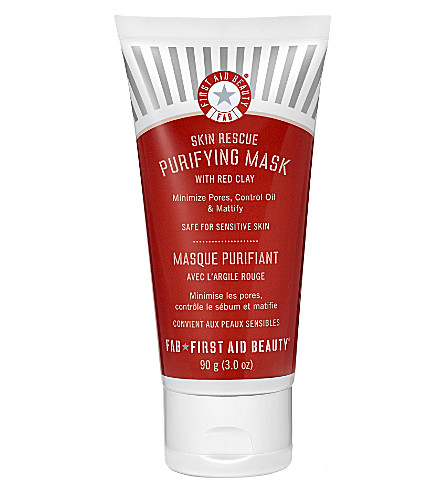 FIRST AID BEAUTY Skin Rescue purifying mask 85ml
