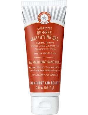 FIRST AID BEAUTY Skin Rescue oil-free mattifying gel 56ml