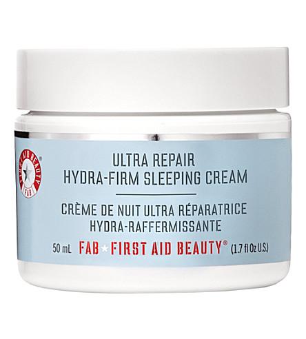 FIRST AID BEAUTY 超修复水螅-公司睡眠乳霜