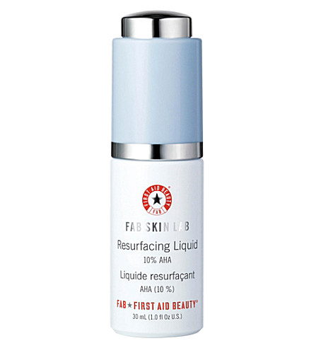 FIRST AID BEAUTY Skin Lab Resurfacing Liquid 10% AHA 30ml