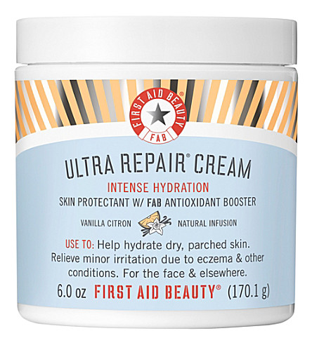 FIRST AID BEAUTY Ultra Repair Cream Vanilla Citron