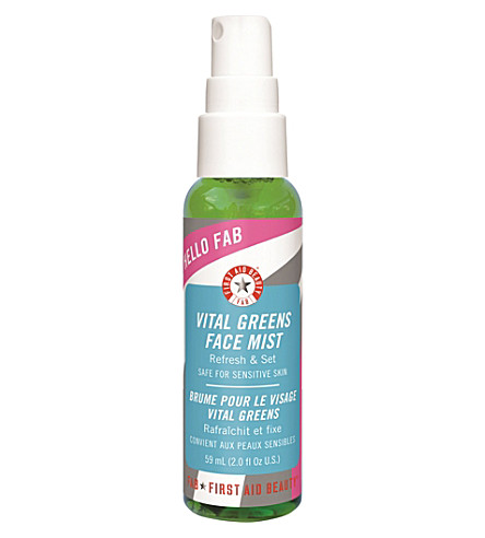 FIRST AID BEAUTY Vital Greens Face Mist 59ml