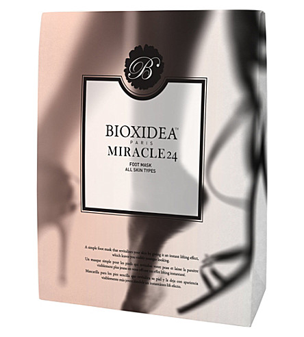 BIOXIDEA Miracle24 Foot Mask