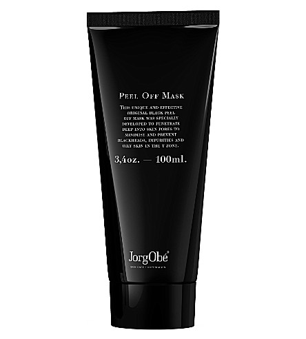 JORGOBE SKIN CARE Black Peel Off Mask 100ml